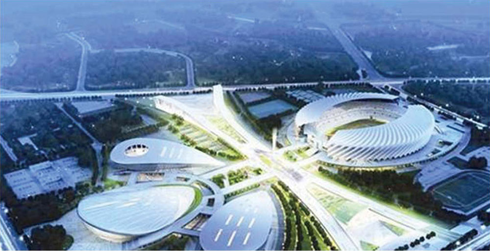 Fuzhou Strait Olympic Sports Center